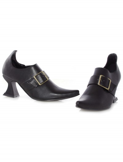 Girls Black Witch Shoes buy now
