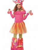 Girls Wild Child Monster Costume buy now