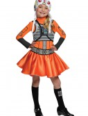 Girls X-Wing Fighter Costume buy now