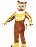 Give A Hoot Owl Mascot Costume buy now