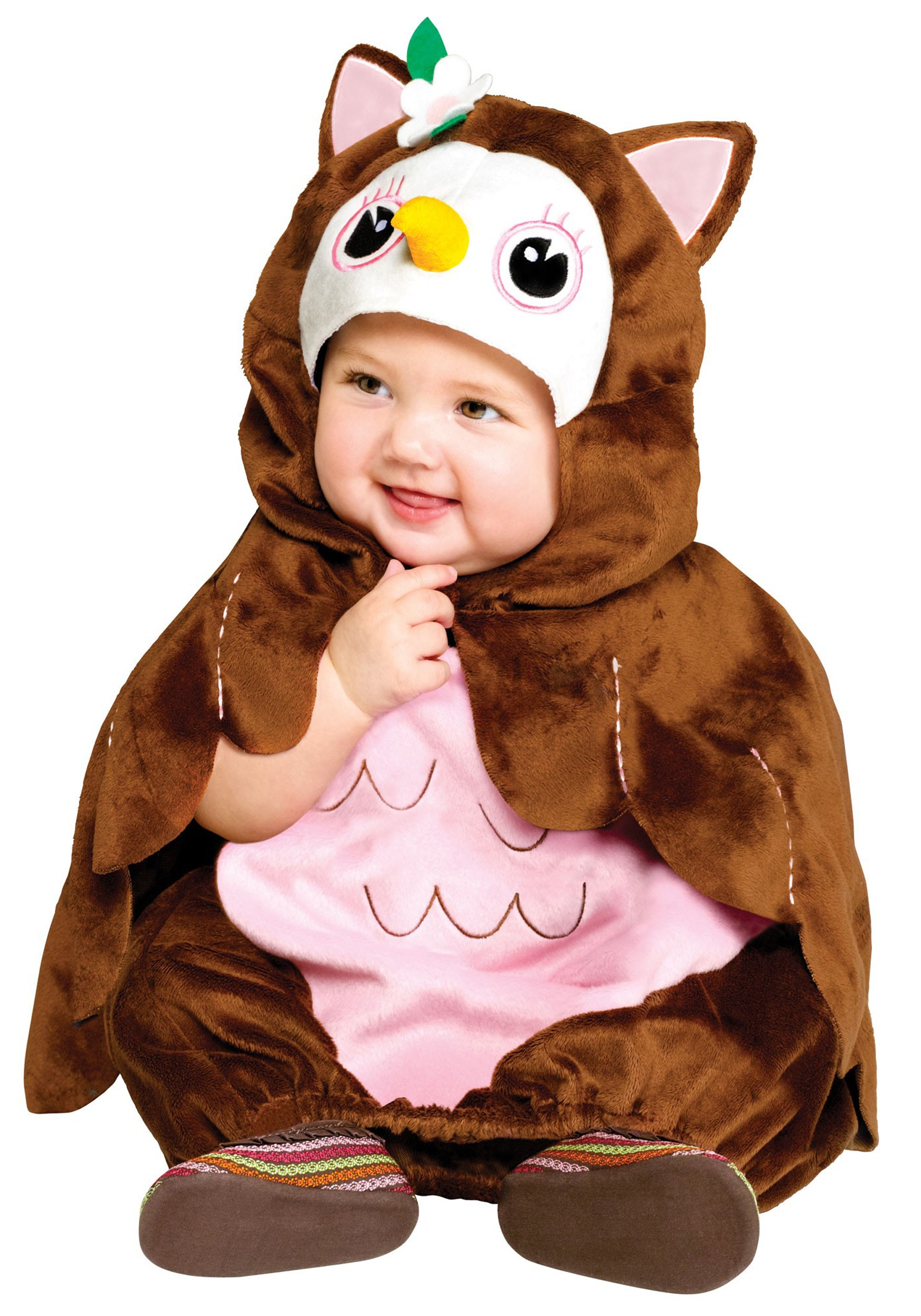 Give A Hoot Toddler Owl Costume  sc 1 st  Halloween Costumes & Give A Hoot Toddler Owl Costume - Halloween Costumes