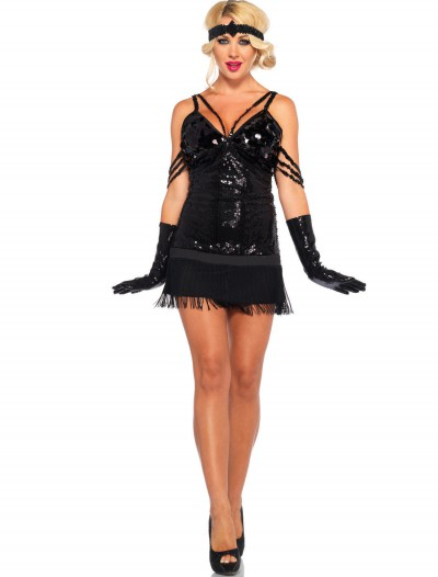 Glam Flapper Adult Costume buy now