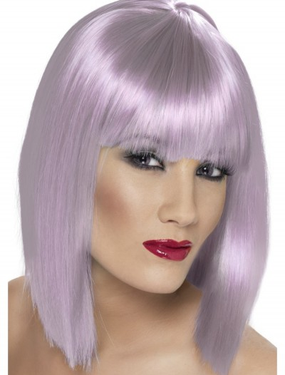 Glam Lilac Wig buy now