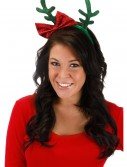 Glitter Antlers with Bow buy now