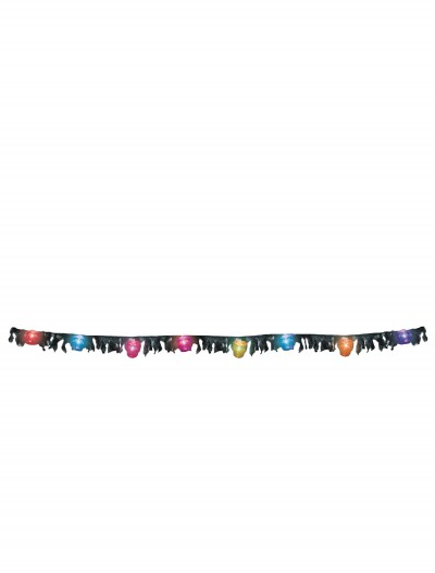 Glitter Skull Garland buy now