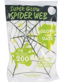 Glow in the Dark Spider Webs buy now