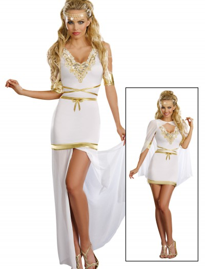Goddess of Love Aphrodite Costume buy now