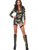 Women's Goin Commando Army Costume buy now