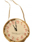 Gold Alice Clock Purse buy now
