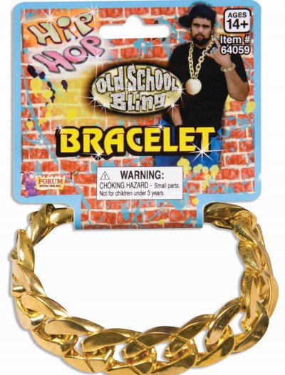 Gold Chain Link Bracelet buy now