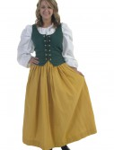 Gold Peasant Skirt buy now