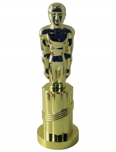 Gold Plastic Award Statue buy now