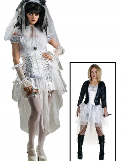 Gothic Bride of Chucky Costume buy now