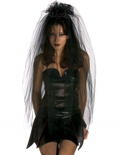 Gothic Bride Veil buy now