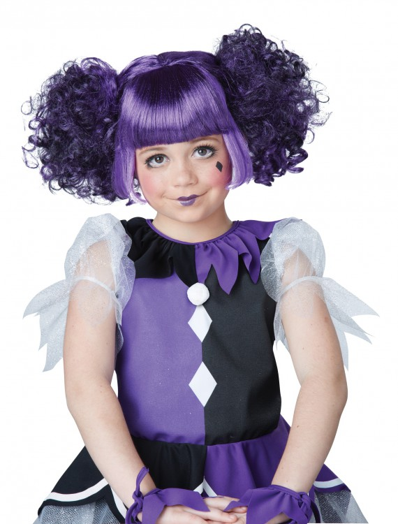 Gothic Dolly Wig buy now