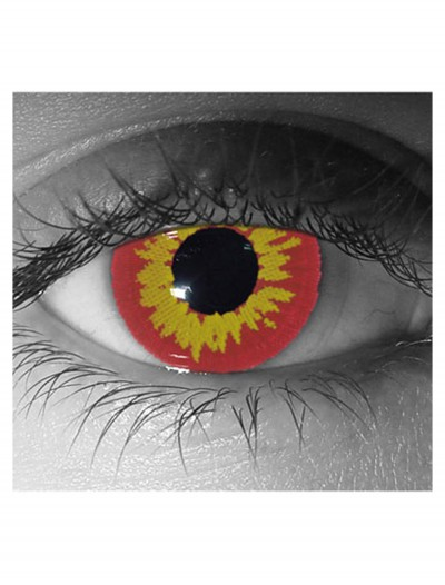 Gothika Red Wolf Contact Lenses buy now