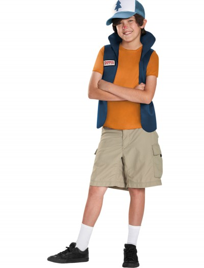 Gravity Falls Tween Dipper Classic Costume buy now