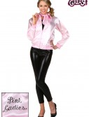 Grease Plus Size Pink Ladies Jacket buy now