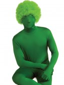 Green Afro Wig buy now