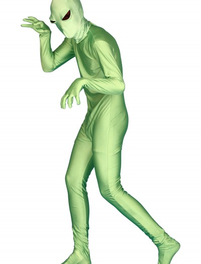 Green Alien Skin Suit buy now