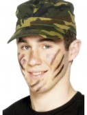 Green Camouflage Army Cap buy now