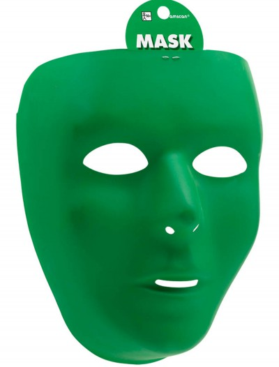 Green Full Face Mask buy now