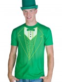 Green Tuxedo Costume T-Shirt buy now