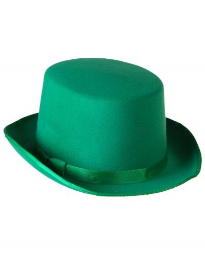 Green Tuxedo Top Hat buy now