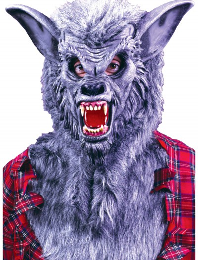 Grey Werewolf Mask buy now