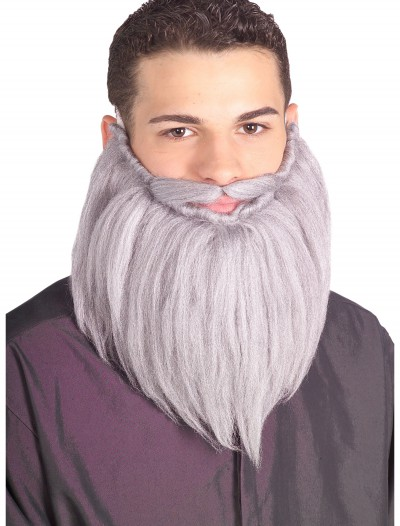 Grey Wizard Beard and Mustache buy now