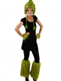 Grinch Fuzzy Leg Warmers buy now