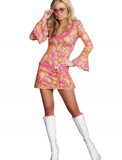 Groovy Go Go Dancer Costume buy now
