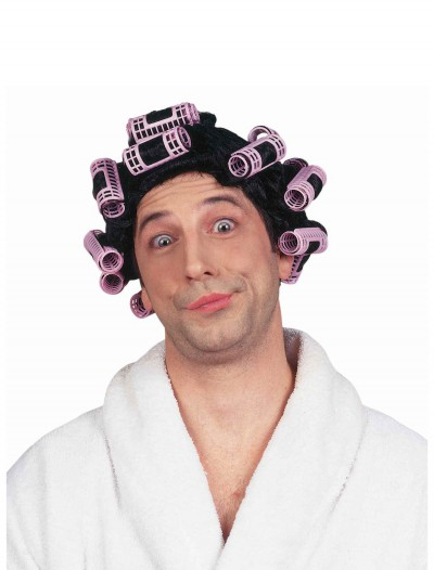 Hair in Curlers Wig buy now