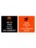 Halloween Spooky Scene Beverage Napkins Pack buy now