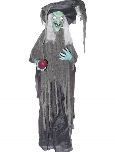 Hanging Witch w/Apple buy now