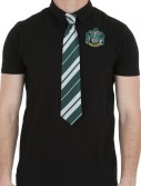 Harry Potter Slytherin Polo with Tie buy now