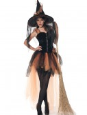 Hallow's Eve Women's Orange & Black Witch Costume buy now