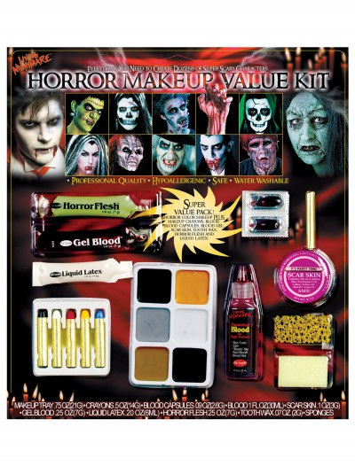 Horror Makeup Value Kit buy now