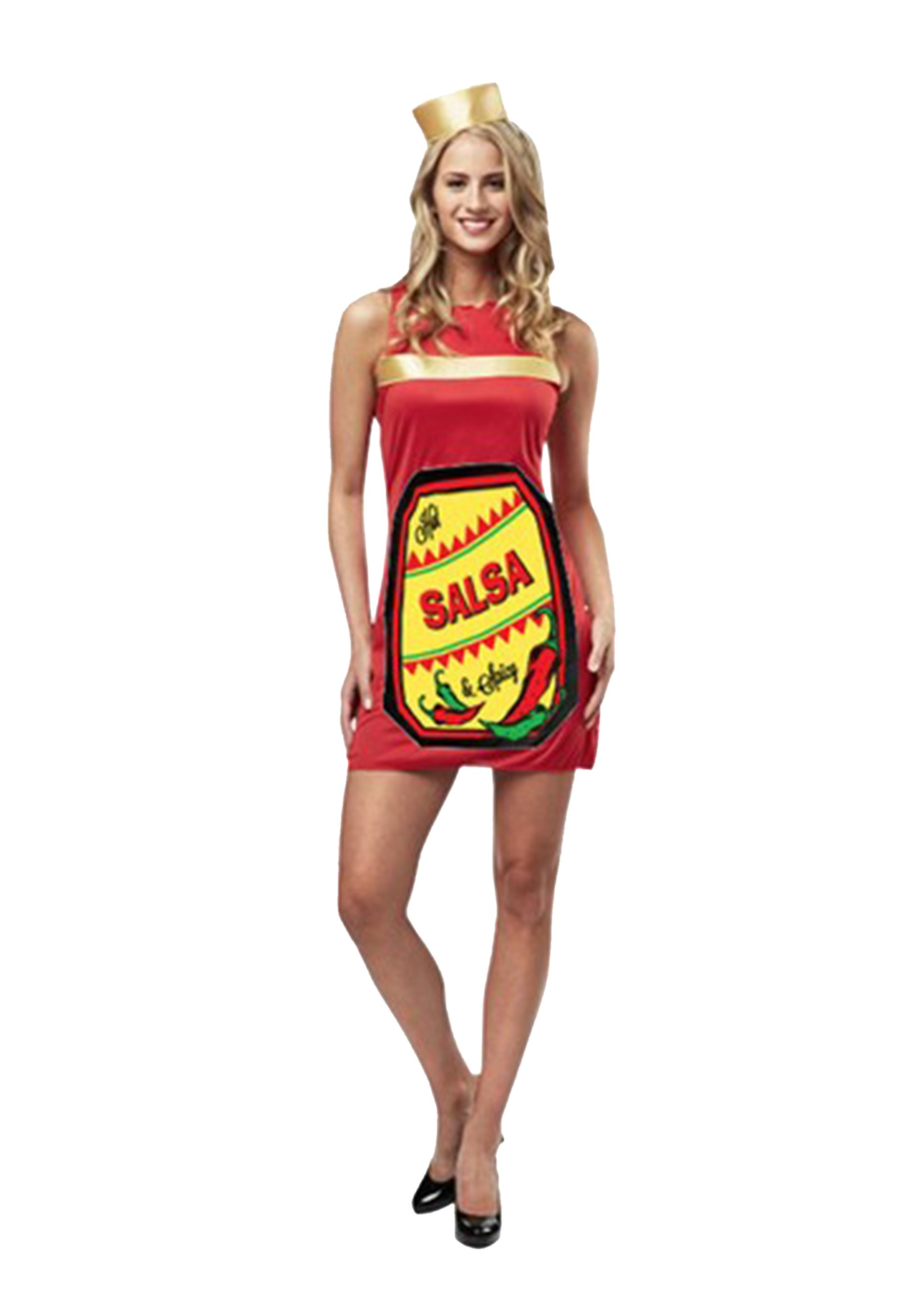 Hot and Spicy Salsa Costume  sc 1 st  Halloween Costumes & Hot and Spicy Salsa Costume - Halloween Costumes