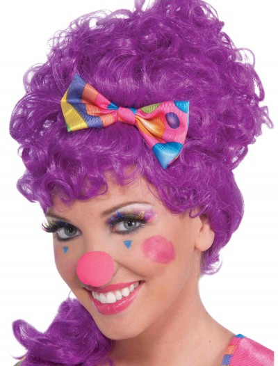 Hot Pink Clown Nose buy now
