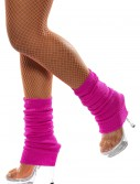 Hot Pink Leg Warmers buy now