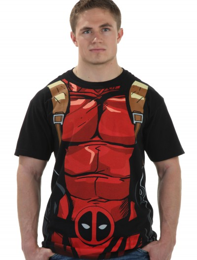 I Am Deadpool Costume T-Shirt buy now