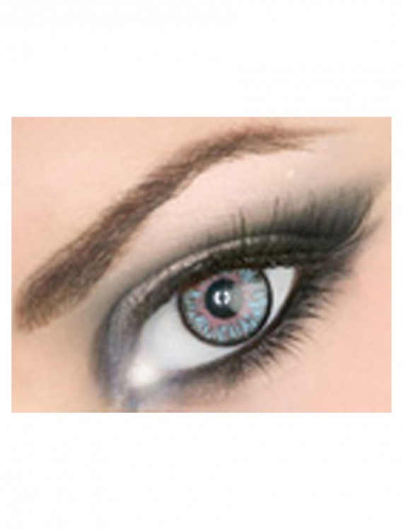Impressions Blue Contact Lens buy now