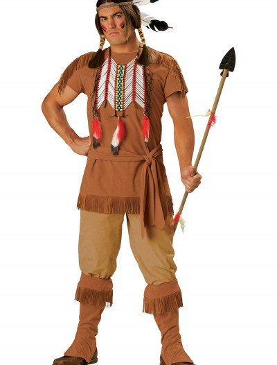 Indian Brave Costume buy now