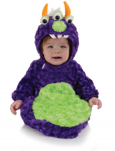 Infant 3 Eyed Monster Bunting buy now
