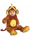 Infant Banana Peel Monkey Costume buy now