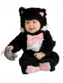Infant Black Kitten Costume buy now