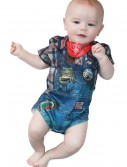 Infant Boy Hillbilly Costume T-Shirt buy now
