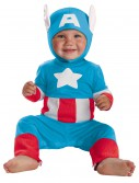 Infant Captain America Kutie Costume buy now