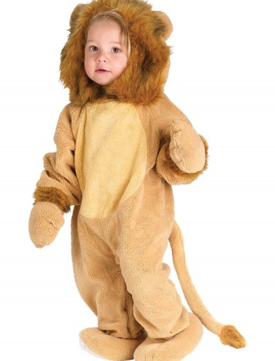 Infant Cuddly Lion Costume buy now